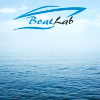 BoatLab-flex formsydd presenning armerad plast - 8x12m
