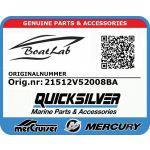 Quicksilver, SUNDECK CUSHION (Orig.nr: 21512V52008BA)