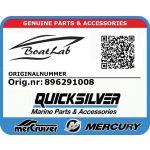 Quicksilver, MANUAL-PARTS (Orig.nr: 896291008)