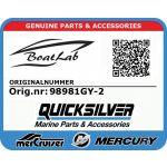 Quicksilver, ASM-ST,UI,SAS,TN/ (Orig.nr: 98981GY-2)