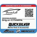 Quicksilver, C77 VHF P&A (Orig.nr: C77VHFPA)