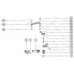 Throttle control linkage