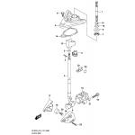 Clutch rod (df250a)