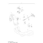 Optional:remote control parts (50)