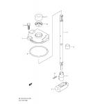Clutch rod (df140t)