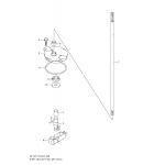 Clutch rod (df150z,df175z)