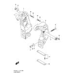 Clamp bracket (df115az e11)