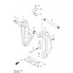 Clamp bracket (df150z e03)