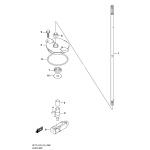 Clutch rod (df150z e03)