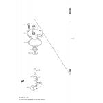 Clutch rod (df200z,df225z,df250z)