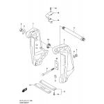 Clamp bracket (df150st e03)