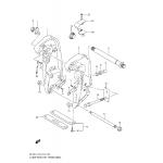 Clamp bracket transom(x) (df200t)