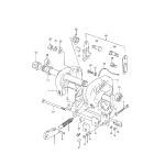 Clamp bracket (model:94-00)(*)