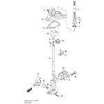 Clutch rod (df250a e03)