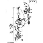 Carburetor (dt25,dt28)