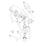 Fuel pump (dt115tc model:97)