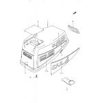 Engine cover (dt9,9c model:88)