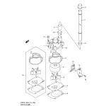 Water pump (df250z e03)
