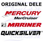 Quicksilver, Jet-.040 (Orig.nr: 7570)