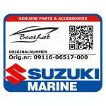 Suzuki, Bolt (6X25) (Orig.nr: 09116-06517-000)