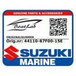 Suzuki, Tank, Fuel (Orig.nr: 44110-87F00-15E)