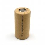 Batteri, SC3000mAh, Laddningsbara, 1,2V - 1st.