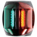 Lanterna, LED, Babord,Styrbord, Svart (12-24V) - 1st.